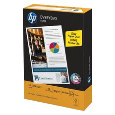 HP Everyday Copy Paper 80gsm 500 Sheet Ream White