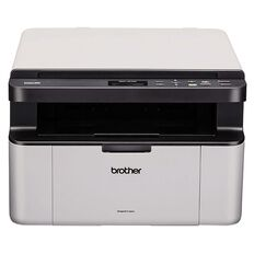 Brother Dcp1610W Mono Laser Multifunction Black