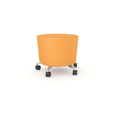 Cookie Stool Breathe Bright Orange