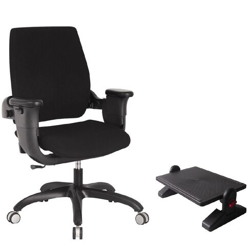 Smartmotion Swing Chair Black
