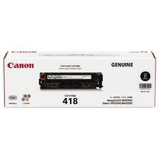 Canon Toner Cart418 Black
