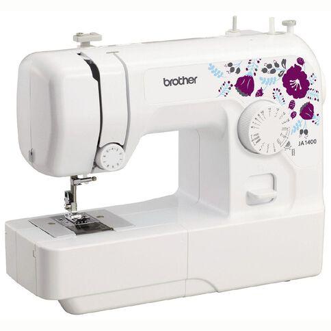Brother Sewing Machine JA1400 White