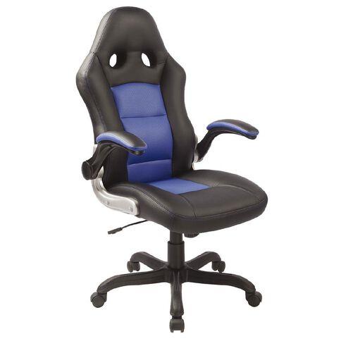 Jasper J Racer Chair Blue