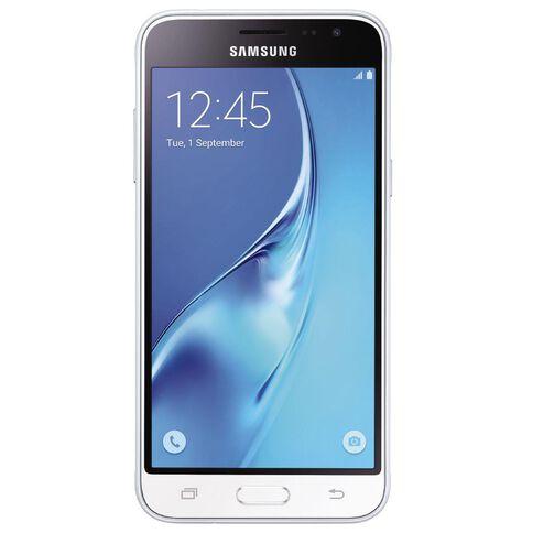 2degrees Samsung Galaxy J3 Locked White
