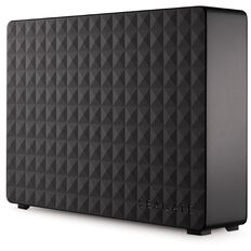 Seagate 4TB Expansion Desktop Hard Drive Black