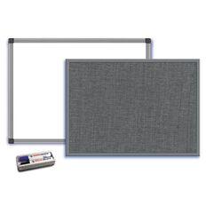 Writeraze Board/Pinboard Combo Pack White A2