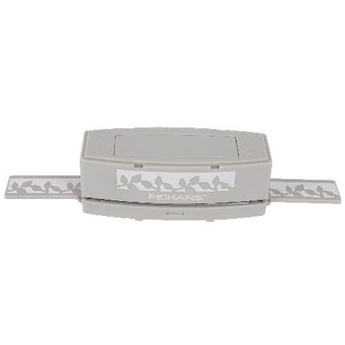 Fiskars Interchangeable Punch Ivy League Grey