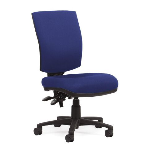 Chairmaster Krest Highback Chair Royal Blue