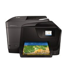 HP Officejet Pro 8710 All-in-One Printer Black