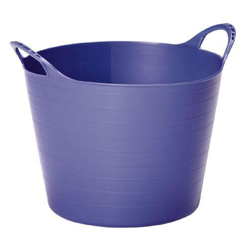 Flexi Tub 40L Purple