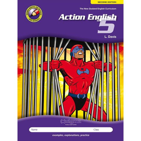 Year 7 Action English 5
