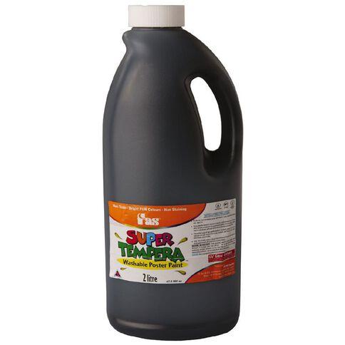 FAS Fas Paint Super Tempera 2L Black