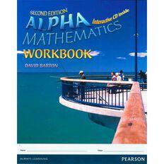 Year 9 Maths Alpha Mathematics Workbook