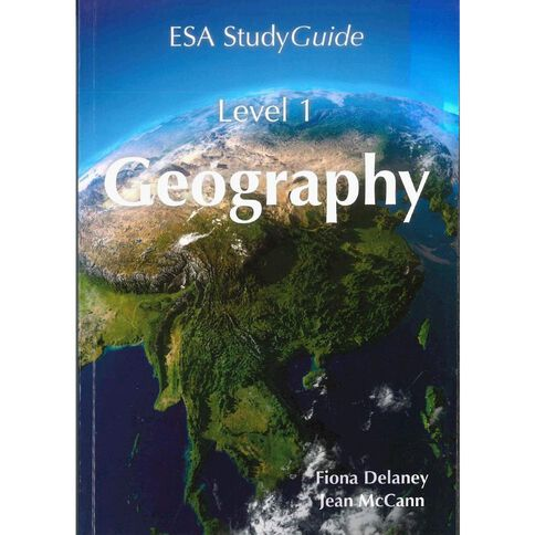 Ncea Year 11 Geography