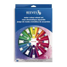 Reeves Watercolour Mixing Set