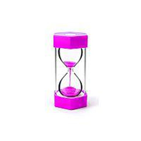TFC Sand Timers Giant 2 Minute Pink