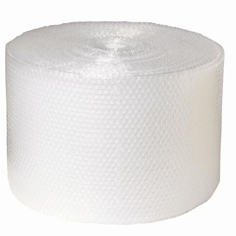 Bubble Wrap Roll 300mm x 100m Clear