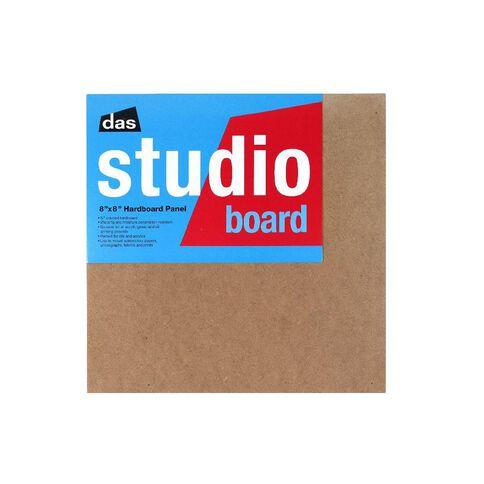 DAS Studio 3/4 Hardboard 8 x 8