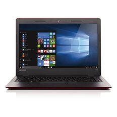 Lenovo 100S 14 inch Pentium Laptop Red