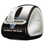 Dymo Lw450 Turbo Label Writer Black