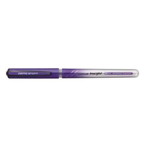 Uni-ball Insight Liquid Ink 0.7 Violet Purple