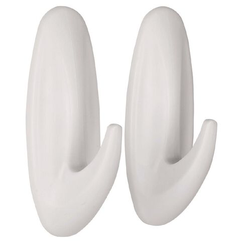 Command Designer Hook Medium White