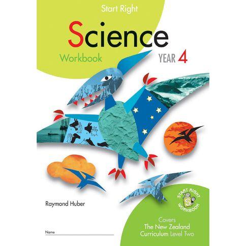 SR Year 4 Science Workbook