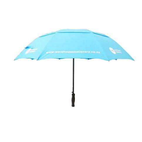Ws Golf Umbrella Blue