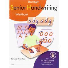 Senior Handwriting Workbook