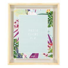 Uniti Soft Tropic Wooden Frame 8 x 10