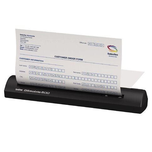 Brother DS600 Portable Scanner