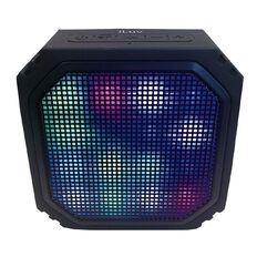 iLuv Aud Mini Party LED Bluetooth Speaker Black
