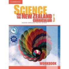 Year 11 Science For Nz Curriculum Workbook