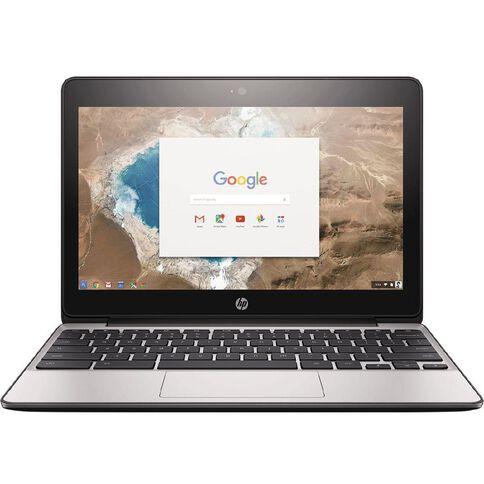HP Chromebook 11 Grey