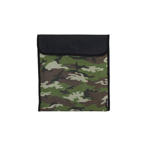 Fs Homework Bag Camo Green