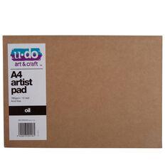 U-Do Oil Painting Pad