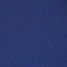 American Crafts Cardstock Glitter Medium 12 x 12 Marine Blue