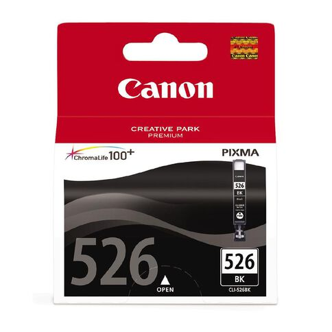 Canon Ink Cartridge CLI526 Photo Black