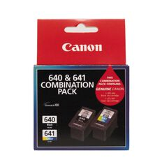 Canon Ink Cartridge PG640/CL641 Value Pack