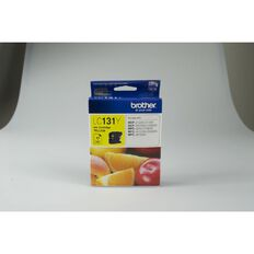 Brother Ink Cartridge LC131 Yellow