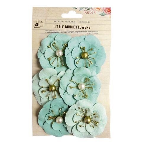 Little Birdie Flowers Alexa 6 Piece Assorted