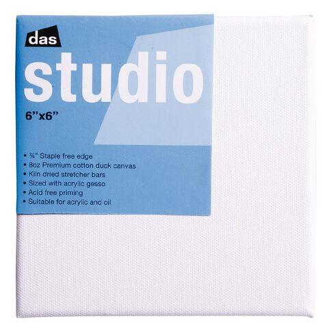 DAS Studio Canvas 6 x 6