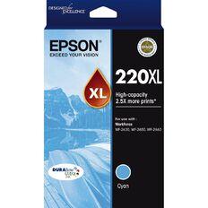 Epson Ink Cartridge 220XL Cyan