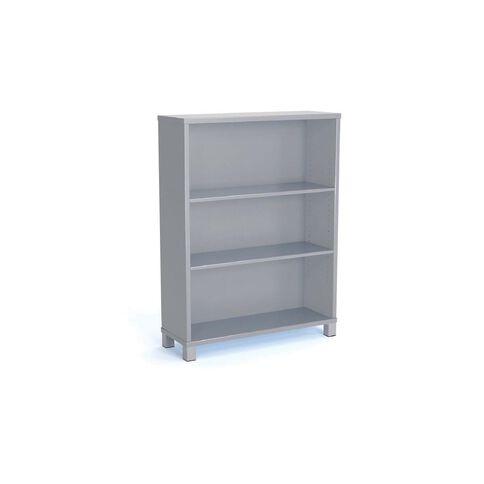 Cubit 1200 Bookcase Silver