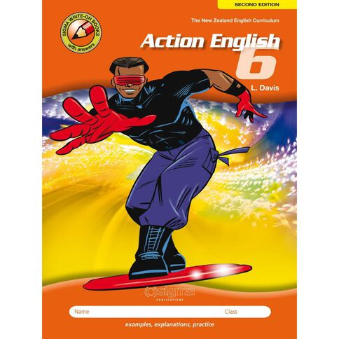 Year 8 Action English 6