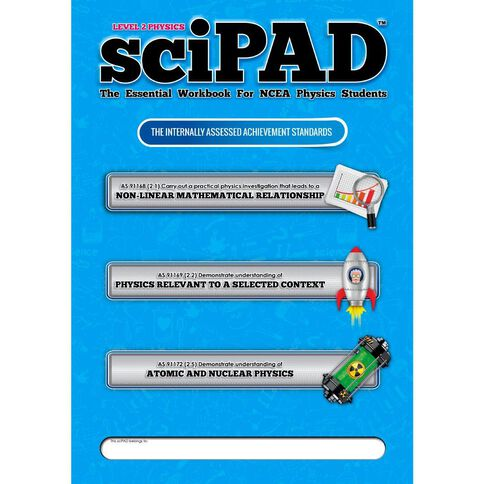 Ncea Year 12 Scipad Physics Internal