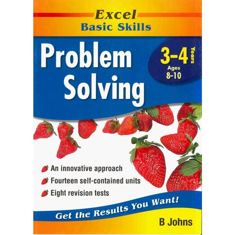Year 3 Problem Solving