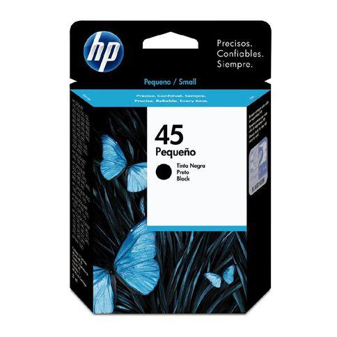 HP Ink Cartridge 45 Black