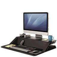 Fellowes Lotus Sit Stand Desk Black