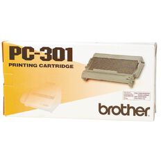 Brother Fax Refill PC301 Black